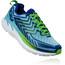 Hoka One One Clifton 4 Running Shoes Women sky blue/surf the web